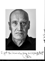 "Wilko Johnson ""In the Frame"""
