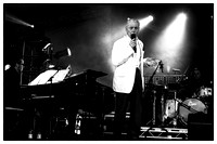 Georgie Fame with Guy Barker @ Cornbury 2014