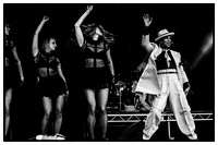 Kid Creole & the Cocouts @ Cornbury 2014