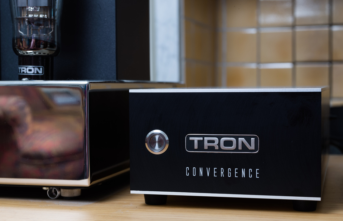 Hi Fi with new TRON Convergence-1005710