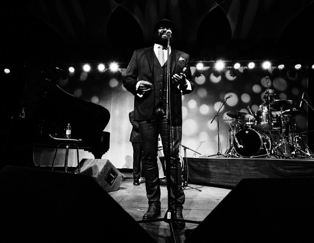Gregory Porter @ Cheltenham Jazz Festival 2014 L1011879